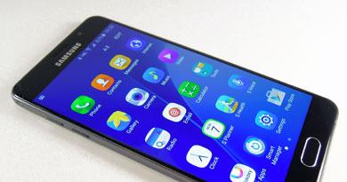 """""""Samsung A5"""" – 2015 m. etalono apžvalga"""