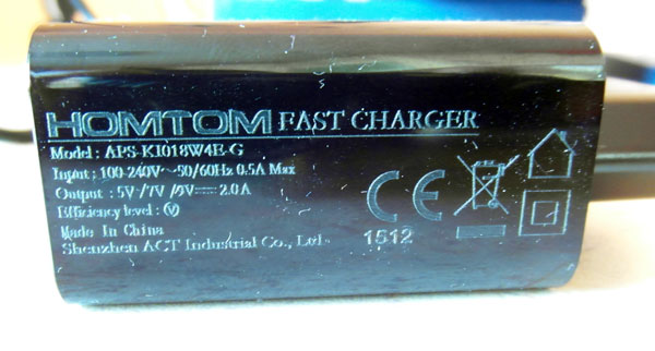 homtom-charger-ht6
